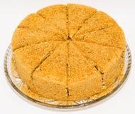 Free A Honey Cake Royalty Free Stock Image - 24057946