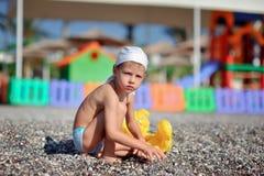 A Hot Summer Day Royalty Free Stock Photos
