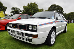 Free A Lancia Delta HF Integrale Evoluzione II Stock Photos - 21163023