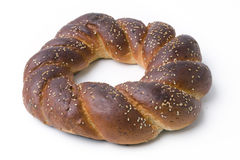 A Loaf Of Challah Bread Royalty Free Stock Images