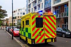 A London Ambulance Stock Image