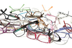 Free A Lot Of Glasses Royalty Free Stock Photography - 22311927