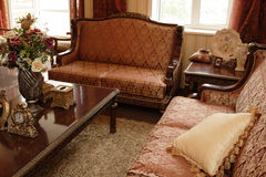 Free A Luxury Living Room Royalty Free Stock Photos - 4322008