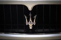 Free A Maserati Logo Stock Photography - 81126742