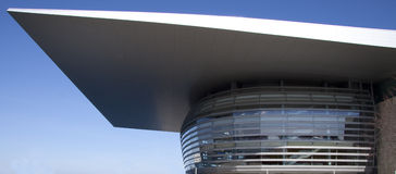 A Modern Opera House Royalty Free Stock Images