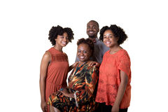 Free A Mother And Her 3 Children Stock Images - 61809624