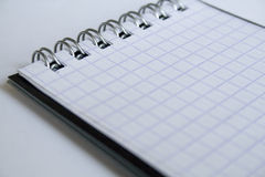 A Notebook On The Background Royalty Free Stock Photo