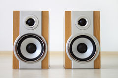 Free A Pair Of Speakers Royalty Free Stock Photo - 11593545