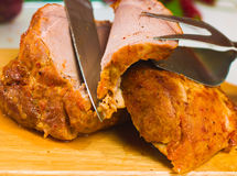 Free A Piece Of Meat Royalty Free Stock Photos - 15391758