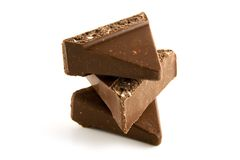 Free A Pile Of Chocolate Stock Photo - 2313850