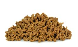 Free A Portion Of Cooked Minced Meat Stock Photography - 46801992
