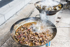 Free A Pot Of Mutton Royalty Free Stock Photos - 71387748