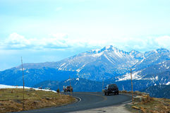 Free A Road In Estes Park Stock Photo - 5695670