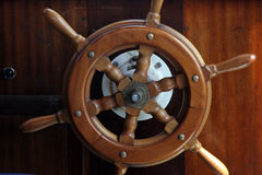 A Ship Helm Stock Photography