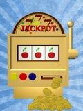 A Slot Fruit Machine Stock Image