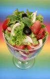 A Small Salad Stock Photos