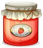 A Strawberry Jam Stock Photos