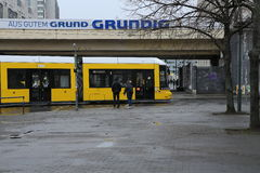 Free A Street Tram In Berlin, Germany Stock Photography - 91443952