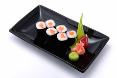 A Sushi Plate Stock Photography