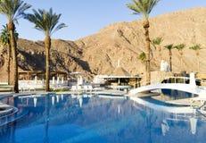 Free A Swimming Pool Near Resort Hotel, Eilat, Israel Stock Photo - 22290780