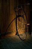 A Very Old Bicycle Royalty Free Stock Photo