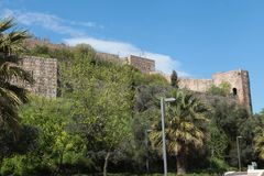 Free A View Of Eskihisar Castle, Gebze. Royalty Free Stock Photos - 164893298