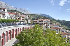 Free A Vilige Of Arachova, Greece Stock Image - 124416181