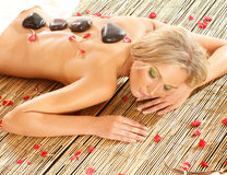 Free A Young Woman Is Getting Spa Treatment Stock Photos - 14362993