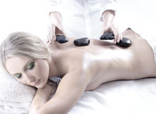 Free A Young Woman Is Getting Spa Treatment Royalty Free Stock Images - 14363099
