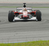 A1 driver Daniel Morad of A1 Team Lebanon Stock Photo