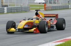 A1 driver Ho Pin Tung of A1 Team China Royalty Free Stock Images