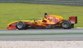 A1 driver Ho Pin Tung of A1 Team China Royalty Free Stock Photos
