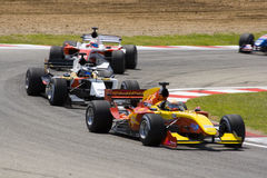 A1 GP Kyalami South Africa - German car in focus Stock Photography