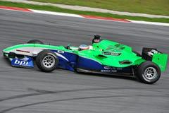 A1 GP RACEAUTO Royalty-vrije Stock Foto's