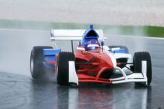 A1 Grand Prix. Motorsport racing Stock Photography