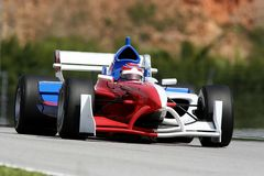 A1 Grand Prix. Motorsport racing Royalty Free Stock Photography