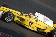A1 Grand Prix Malaysian Team. A1 Grand Prix, Malaysian Team, Alex Yoong Royalty Free Stock Image