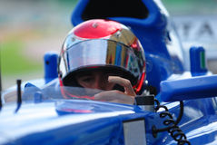 A1 Grand Prix in Sepang Malaysia royalty free stock image