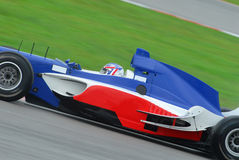 A1 Grand Prix in Sepang Malaysia Royalty Free Stock Photography
