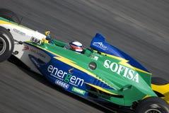 A1 Grand Prix Team Brazil. S Jimenez Royalty Free Stock Photography