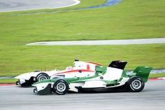A1 het Rennen van Grand Prix Stock Fotografie
