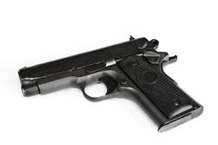 a1 pistol för colt m1991 Royaltyfri Fotografi
