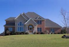 a14 piękne domy serii Zdjęcia Royalty Free