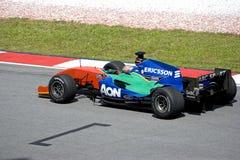 A1GP - Équipe Afrique du Sud Images stock