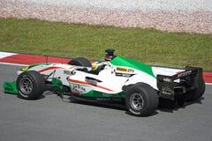 A1GP - Équipe Mexique Images stock