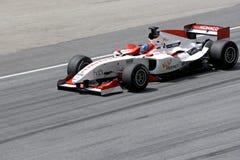 A1GP - Équipe Monaco Images libres de droits