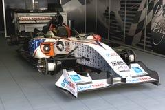 A1GP - Carro de corridas de Coreia da equipe Imagens de Stock Royalty Free