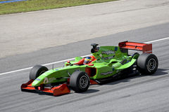 A1GP - Equipe Portugal Foto de Stock Royalty Free