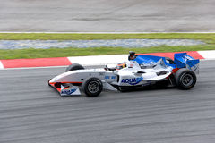 A1GP - Equipe Switzerland Fotos de Stock Royalty Free