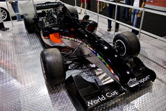 A1GP Generic Promo Car - MPH royalty free stock images